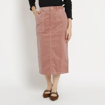 [マルイ] 【Lサイズあり】コーデュロイタイトスカート/エージー バイ アクアガール(AG by aquagirl)