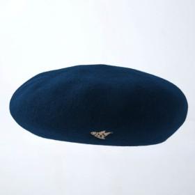 帽子 ミニラボ ベレー帽 カラー 「ネイビー」