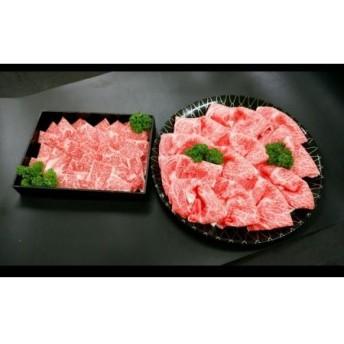 都城産宮崎牛スライス・焼肉セット(A5ランク)