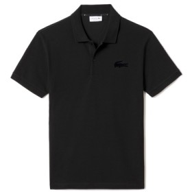ベロアロゴポロシャツ