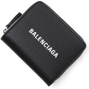 (バレンシアガ) BALENCIAGA 2つ折り 財布 小銭入れ付き EVERYDAY エブリデイ [並行輸入品]