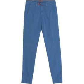 《セール開催中》BARONIO メンズ パンツ ブルー 30 コットン 98% / ポリウレタン 2%