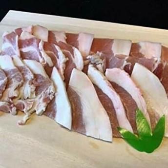 かごしま黒豚「優美豚」モモ焼肉1.2kg