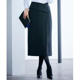 【30%OFF】 ICB Compact Double Cloth スカート レディース ブラック 0 【ICB】 【セール開催中】