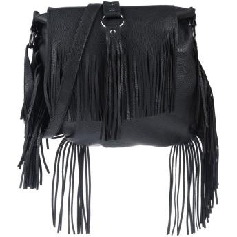《期間限定セール開催中!》MAURY レディース メッセンジャーバッグ ブラック 紡績繊維