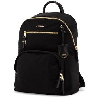 トゥミ TUMI ヴォヤジュール「ハーゲン」バックパック 0196302DS ブラック / ゴールド リュック バッグ【5%還元】