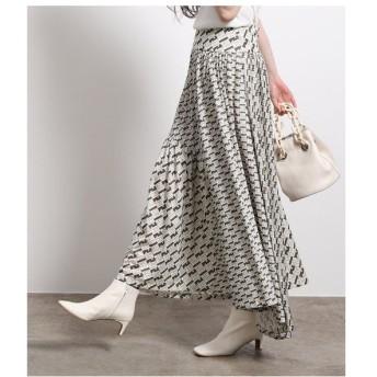 ROPE' / ロペ モノグラムジャージースカート