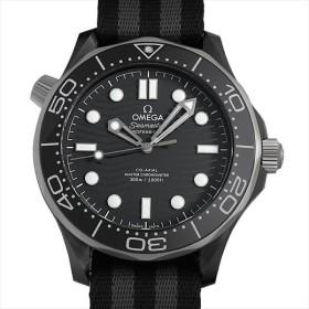 48回払いまで無金利 オメガ シーマスター ダイバー300M コーアクシャル マスタークロノメーター 210.92.44.20.01.002 新品 メンズ 腕時計