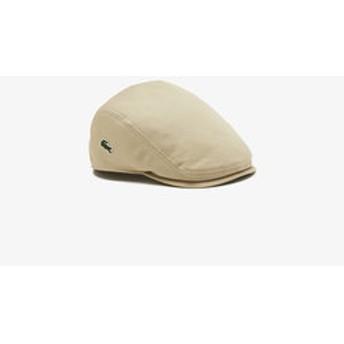 【LACOSTE:帽子】ベーシックコットンハンチング