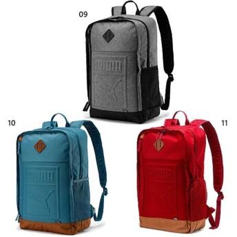 27L プーマ メンズ レディース S バックパック リュックサック デイパック バッグ 鞄 スクエア 四角 075581