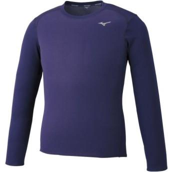 MIZUNO SHOP [ミズノ公式オンラインショップ] ブレスサーモ長袖Tシャツ[メンズ] 12 アストラルオーラ J2MA9531