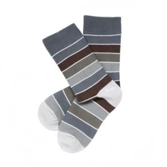 くし綿の楽しさ子供の靴下。キッズソックス マンチェスターマンチェスター