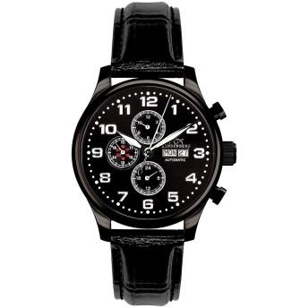 【90%OFF】210-H Excellence PVD Black ラウンド ウォッチ ブラック