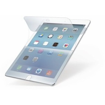 【2015年モデル】エレコム iPad mini3 保護フィルム 指紋防止 エアーレス加工 イージーフィット 光沢 TB-A14SEFLFANG