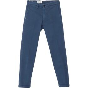 《セール開催中》RE-HASH メンズ パンツ ブルー 31 コットン 69% / テンセル 29% / ポリウレタン 2%