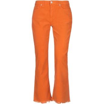 《セール開催中》P_JEAN レディース パンツ オレンジ 30 コットン 96% / ポリウレタン 4%