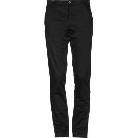 《期間限定セール開催中!》POWELL メンズ パンツ ブラック 48 コットン 97% / ポリウレタン 3%