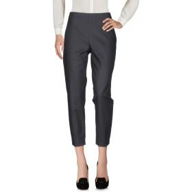 《セール開催中》MOSCHINO レディース パンツ ブラック 38 96% コットン 4% 指定外繊維