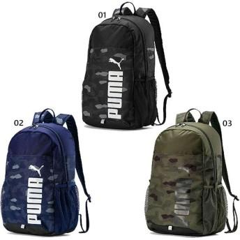 24L プーマ メンズ レディース スタイル バックパック リュックサック デイパック バッグ 鞄 迷彩 学校 通学 通勤 076703