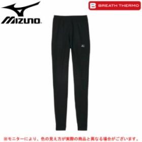 MIZUNO(ミズノ)ヘビーウエイトロングタイツ(A2JB5714)ブレスサーモ 発熱 インナー レディース