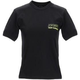 《期間限定セール開催中!》MISBHV レディース T シャツ ブラック M コットン 100%