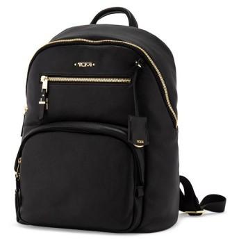 売り尽くし トゥミ TUMI ヴォヤジュール「ハーゲン」バックパック 0196343D ブラック リュック レディース バッグ