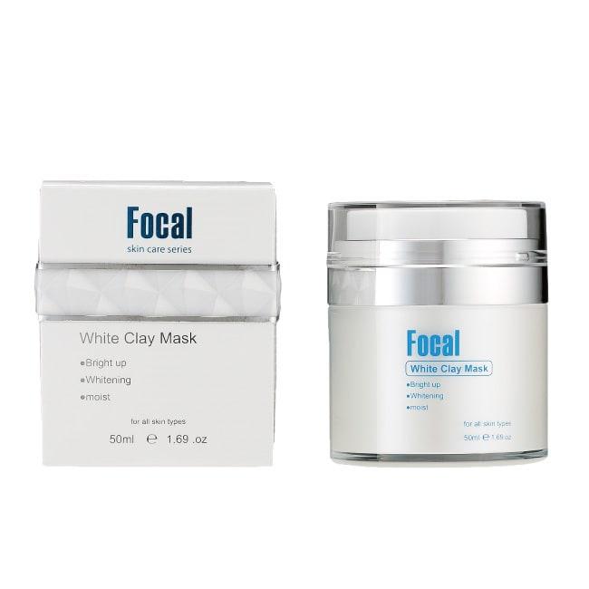 Focal 白泥糖霜面膜50ml
