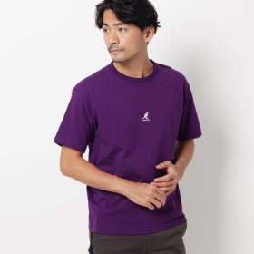 [マルイ]【セール】【01(S)WEB限定サイズ】KANGOL別注バックプリントTシャツ/ザ ショップ ティーケー(メンズ)(THE SHOP TK Mens)