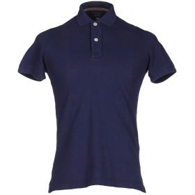 《期間限定セール開催中!》ELEVENTY メンズ ポロシャツ ブルー XXL コットン 100%