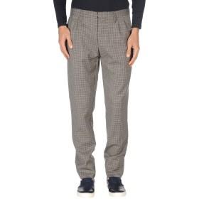 《セール開催中》INCOTEX メンズ パンツ グレー 50 75% ウール 25% 毛(アルパカ)