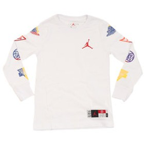 【Super Sports XEBIO & mall店:トップス】RIVALS PATCH 長袖Tシャツ 956258-001