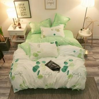立派な図柄 寝具カバー 4点セット 柔らか優しい肌触り 掛布団カバー シーツ 爽やか キッズ 速乾 3点セット 清潔 G05