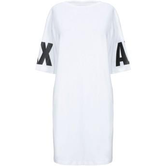 《9/20まで! 限定セール開催中》ARMANI EXCHANGE レディース T シャツ ホワイト M コットン 100%