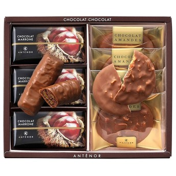チョコレート アンテノール ショコラ・ショコラ7個入り