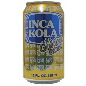 【送料無料】インカコーラ INCA KOLA 缶 355ml 3ケース(72本)