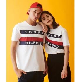 [マルイ]【セール】【オンライン限定】ロゴフラッグTシャツ/UPSTATE FLAG TEE/トミーヒルフィガー(メンズ)(TOMMY)