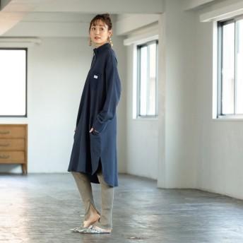 [マルイ] SMITH別注 裏毛ハイネックジップワンピース/コーエン(レディース)(coen)
