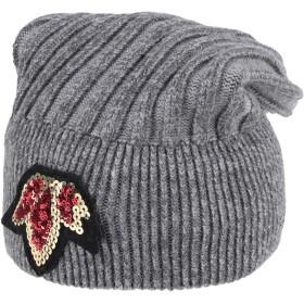 《期間限定セール開催中!》ODI ET AMO レディース 帽子 グレー one size 紡績繊維