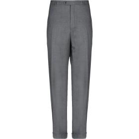 《期間限定セール開催中!》CORNELIANI メンズ パンツ グレー 58 ウール 100%