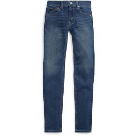 《期間限定セール開催中!》POLO RALPH LAUREN レディース ジーンズ ブルー 25 コットン 72% / ポリエステル 17% / テンセル 9% / ポリウレタン 2% Tompkins Skinny Jean