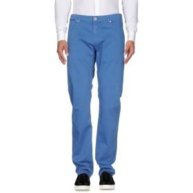 《期間限定セール開催中!》BROOKSFIELD メンズ パンツ アジュールブルー 33 コットン 97% / ポリウレタン 3%