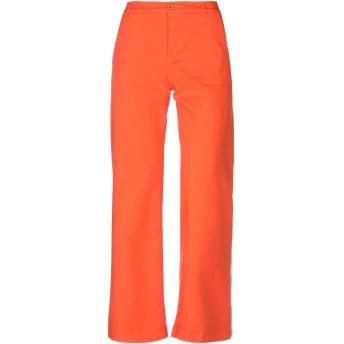 《セール開催中》OUVERT DIMANCHE レディース パンツ オレンジ XS コットン 95% / ポリウレタン 5%