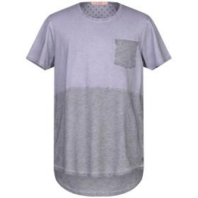《セール開催中》SCOTCH & SODA メンズ T シャツ ライラック XL コットン 100%