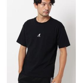 THE SHOP TK(Men)(ザ ショップ ティーケー(メンズ)) 【01(S)WEB限定サイズ】KANGOL別注バックプリントTシャツ