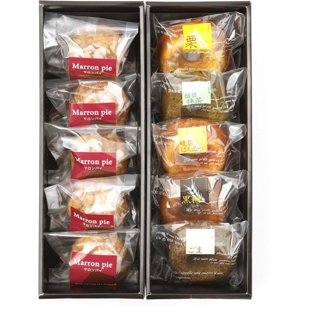 パティスリー・ドゥ・五穀 マロンパイ&焼きドーナツ詰合せ