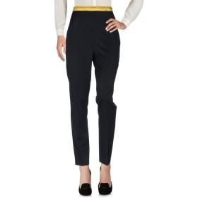 《セール開催中》MOSCHINO レディース パンツ ブラック 44 バージンウール 99% / 指定外繊維 1%