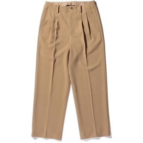 【ビームス メン/BEAMS MEN】 VAPORIZE / Wide WIDE 2Pleats Slacks