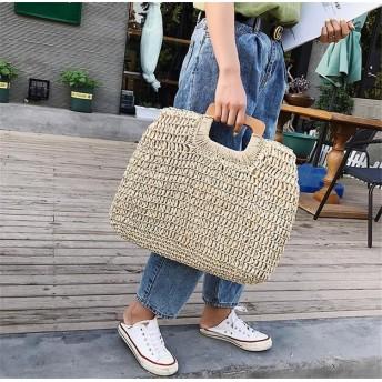 大好評につSALE延長 韓国ファッション おしゃれな CHIC気質 トレンド 新品 かごバッグ お出かけ かばんを編みます ハンドバッグ