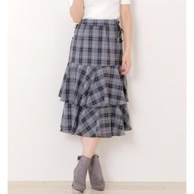【ミッシュマッシュ/MISCH MASCH】 ティアードスカート