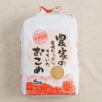 玄米 ななつぼし 5kg